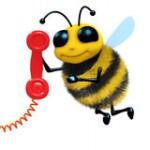 abeille-du-téléphone-d-39580291